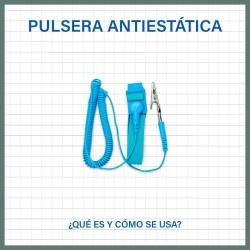 Pulseras antiestáticas