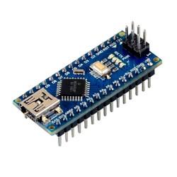 Arduino Nano V3.0 CH340 sin cable - Soldado