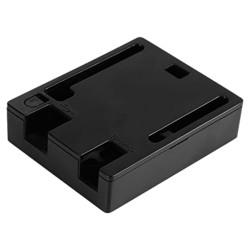 Protector de acrílico para Arduino Uno R3, negro