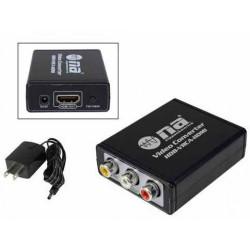Convertidor N.A. de RCA a HDMI para 1080P