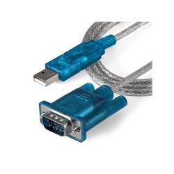 Cable XTech de USB a serial DB9