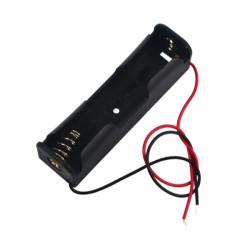 Sujetador de 1 batería 18650