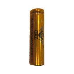 Batería Li-ion 18650 BBT de 500 mAh