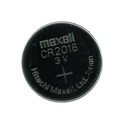 Batería Maxell de Litio CR2016 3V