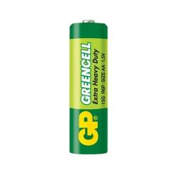 Batería GP de carbón AA 1.5V