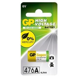 Batería GP Alcalina 4LR44 6V