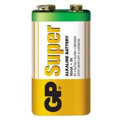 Batería GP Super Alcalina 9V