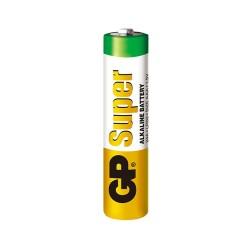 Batería GP Super Alcalina AAA 1.5V