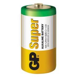Batería GP Super Alcalina C 1.5V - Par