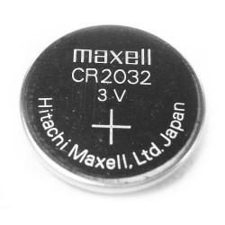 Batería Maxell de Litio CR2032 3V