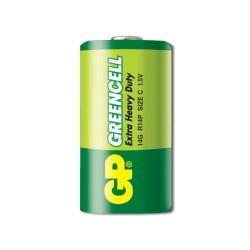 Batería GP de carbón C 1.5V - par