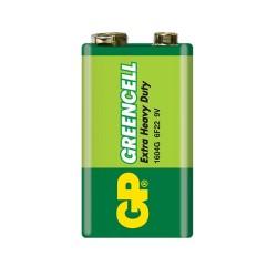 Batería GP de 9V Zinc-Carbón