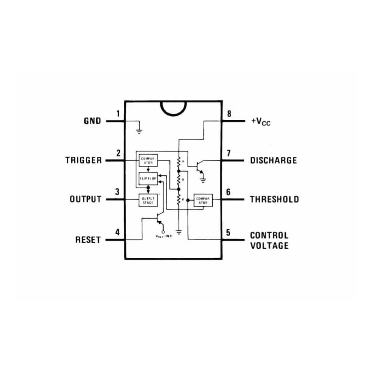 Diagrama Ne Producto X on Servo Motor 555 Circuit Diagram