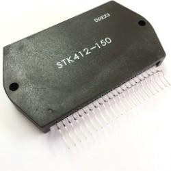Amplificador de audio STK412-150