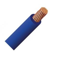 Cable primario 16 AWG, azul (metro)