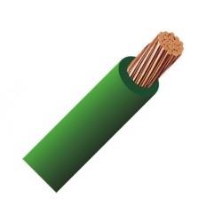 Cable primario 16 AWG, verde (metro)