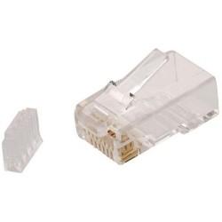 Conector N.A. RJ45 Cat 6