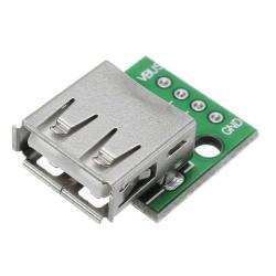 Módulo de jack USB 2.0 hembra