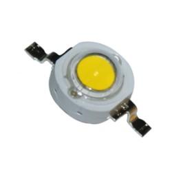 LED SMD de 1W, blanco cálido