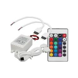 Controlador de tira LED Pipedream flexible RGB