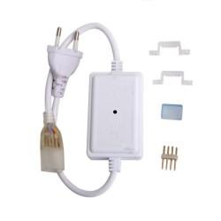 Controlador de manguera LED RGB de 120V