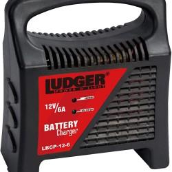 Cargador Ludger de Baterías de 12V - 6A