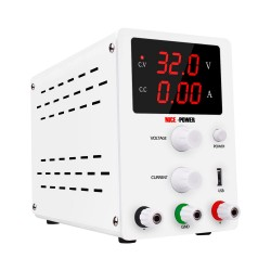Fuente DC NicePower de laboratorio de 3 dígitos - 60V 5A