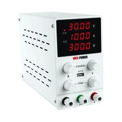 Fuente DC NicePower de laboratorio de 4 dígitos - 30V 10A
