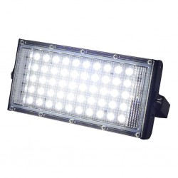 Reflector LED blanco de 50W