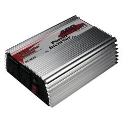 Inversor de corriente N.A. 400W con 2 USB