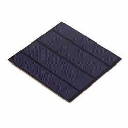 Panel solar de 6V a 3W