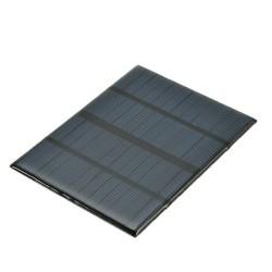 Panel solar de 12V a 1.5W