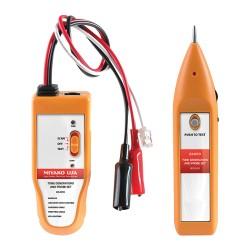 Generador de tonos y rastreador de cable Miyako