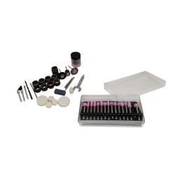 Kit de accesorios para Dremel de 80 piezas
