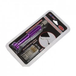 Set de desarmador para celular AF-555