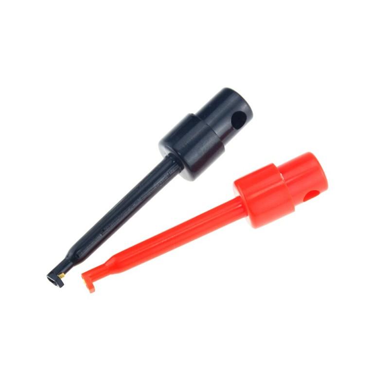 Sujetadores de cable para medición, pareja