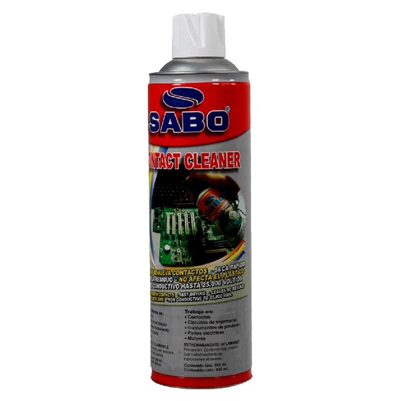 Limpiador de contactos Sabo de 590 ml