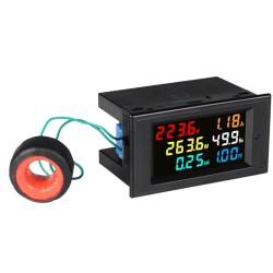 Medidor digital 6 en 1 para AC D69-2058