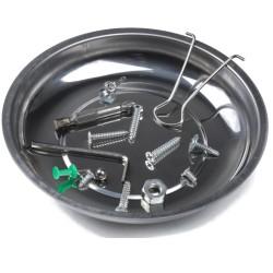 Bandeja magnética para tornillos y tuercas de 10.8 cm