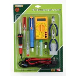 Kit de herramientas ZD para principiantes en electrónica