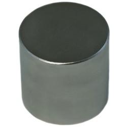 Imán de neodimio N50, cilindro 10 x 10 mm