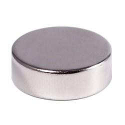 Imán de neodimio N50, disco 15 x 5 mm