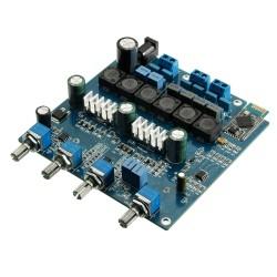 Módulo amplificador de audio bluetooth 4.0 TPA3116 clase D 100W + 2x50W