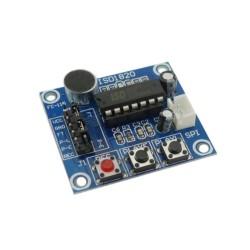 Módulo Grabador de Audio ISD1820