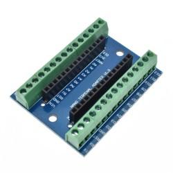 Módulo de expansión soldado con borneras para Arduino Nano V3.0