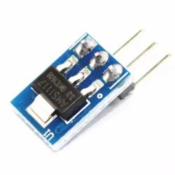 Módulo regulador de voltaje de 5V a 3.3V 600mA