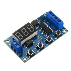 Módulo timer de de mosfet XY-J04