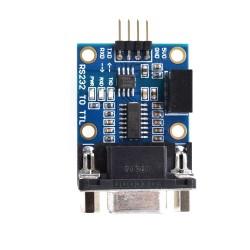 Módulo convertidor de RS232 serial hembra a TTL