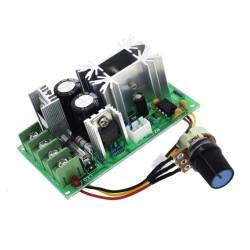 Módulo controlador de velocidad PWM Motor DC 20A