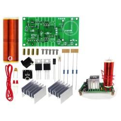 Kit armable de bobina de Tesla de 15W